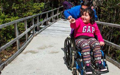 La Conaf desarrolla estrategia de accesibilidad universal en parques nacionales