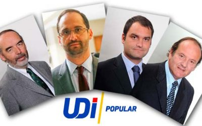 La UDI ya tiene candidatos a diputados y consejeros regionales