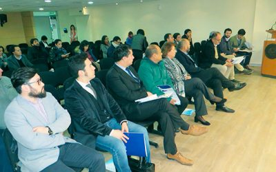 Municipalidades participan en seminario orientado al buen uso de las estadísticas oficiales