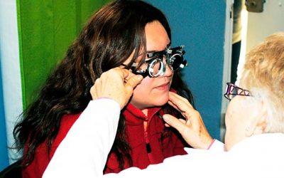 Operativo de Otorrinolaringología y Oftalmología en Cesfam de San Fernando