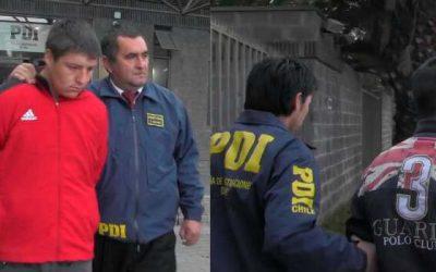 PDI desbarata banda que se dedicaba a cometer robos con intimidación