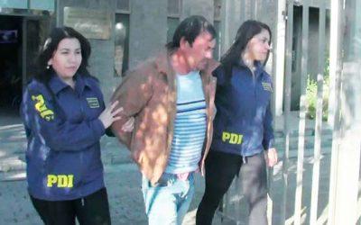 PDI detiene a sujeto por violación a menor de 14 años en Rancagua