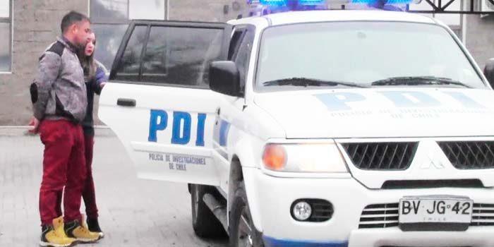 PDI investiga violación a menor de 15 años en Rancagua
