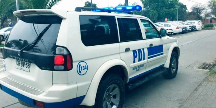 PDI patrulla policial