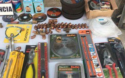 PDI recupera especies robadas en feria libre de Rancagua