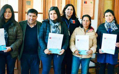 Palmilla, Nancagua y Quinta de Tilcoco recibieron subsidios habitacionales