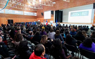 Profesores de la comuna de Rengo se inician en visionario programa ARPA
