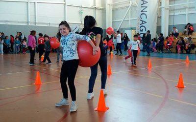 Programa de actividad física benefició a 2620 rancaguinos