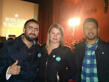 Revolución Democrática OHiggins presenta a su equipo para las próximas elecciones