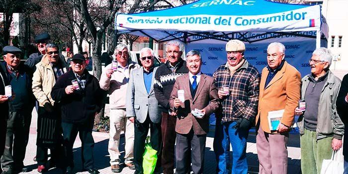 Sernac OHiggins lanza campaña de garantía legal en la Región