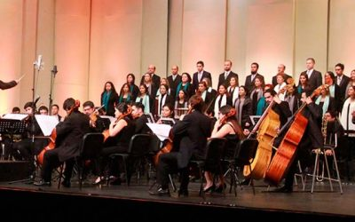 Sinfónica Infantil de Rancagua realizará concierto en el Teatro Municipal de Santiago