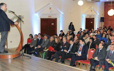 Subsecretario Díaz expone en encuentro de la micro, pequeña y mediana empresa
