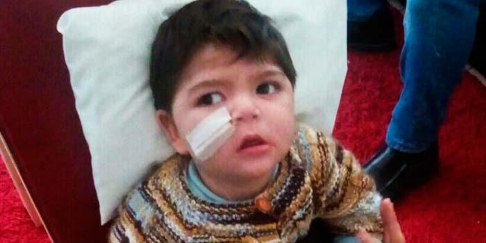 Testimonio de niño que trata su epilepsia refractaria con cannabis medicinal