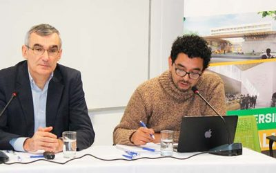 Universidad de OHiggins iniciará relación de cooperación científica y académica