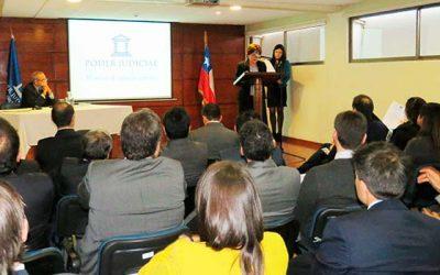 VII Jornada de Derecho Penal 150 juristas se reunieron en Rancagua en torno al Derecho Ambiental