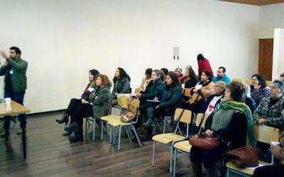 Vecinos de Peumo se capacitan en contaminación atmosférica y enfermedades respiratorias