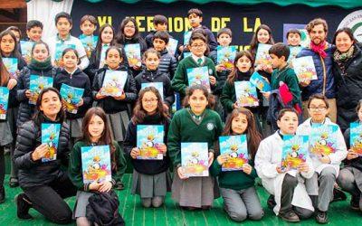 Álbum de Los Océanos llega a más de 8 mil estudiantes de la Sexta Región