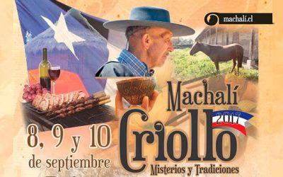 147 expositores participarán en una nueva versión de Machalí Criollo 2017