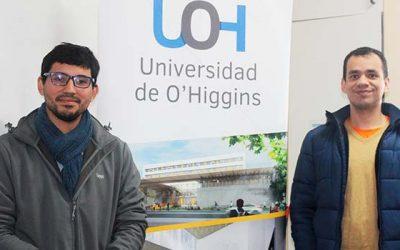 Académicos de Educación de la Universidad de OHiggins dictan charlas a docentes de Matemática de la región