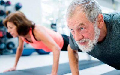 Actividad física en adultos mayores ayuda a prevenir el Alzheimer