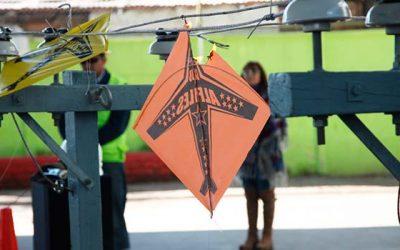 CGE y autoridades invitan a elevar volantines en forma segura en estas fiestas patria