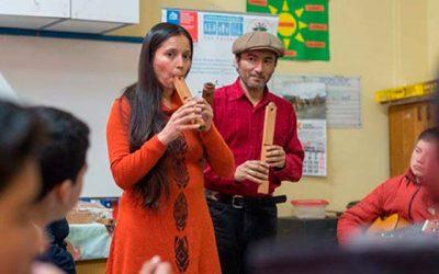 Capacitación en educación musical para profesores de escuelas rurales básicas En la Sexta Región