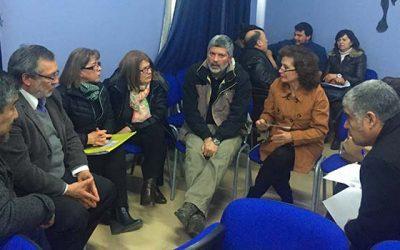 Capacitando a docentes de Rengo respecto a la ley de antidiscriminación