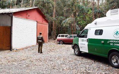 Carabineros logra la detención de dos mujeres en la comuna de Mostazal