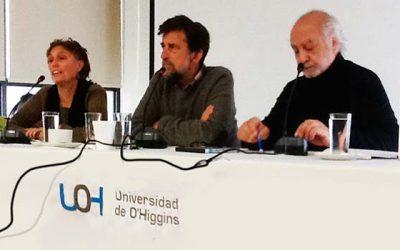 Cineasta italiano Nanni Moretti realiza conversatorio en Universidad de OHiggins