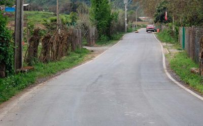 Coltauco recibe dos nuevas obras viales