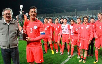 Con un triunfo en Rancagua la Roja Sub 17 se despidió de Chile