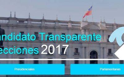 Consejo para la Transparencia lanza nueva edición del sitio Candidato transparente