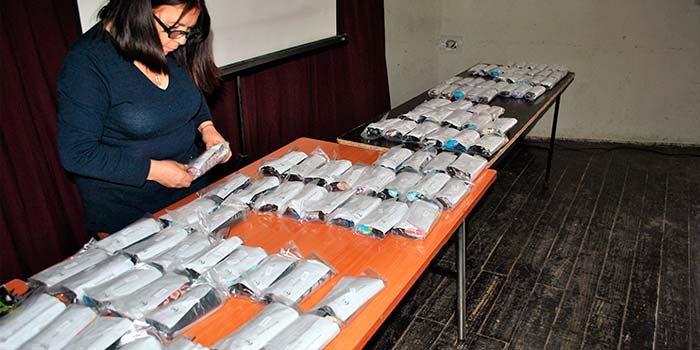 Cormusaf entrega más de 200 pares de lentes