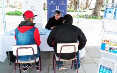 Corte de Apelaciones y tribunales de Rancagua instalarán Plaza ciudadana en Hospital Regional