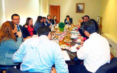 Corte de Rancagua efectuó segunda jornada de trabajo de la mesa interinstitucional