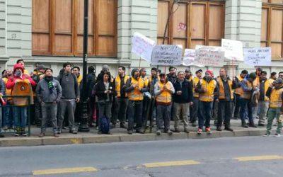Diputado Kort llama al Gobierno a escuchar demandas justas para dignificar el trabajo de fiscalizadores de transportes
