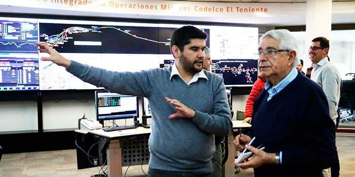 Director de Codelco destacó avance de El Teniente hacia la minería del futuro
