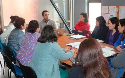 Director de salud municipal de Rengo se reúne con funcionarios