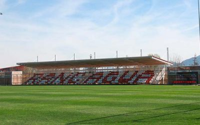 En octubre el Estadio Lourdes se sumará oficialmente a la infraestructura deportiva de Rancagua