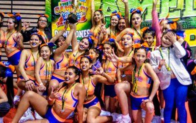 Escuela municipal Cheerleader Rancagua obtiene primer lugar en Gameday classic