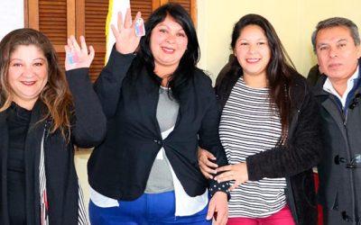 Familias de Doñihue felices con sus nuevas viviendas