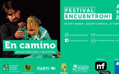 Festival Encuentroh! trae al mejor titiritero de Buenos Aires en delirante espectáculo