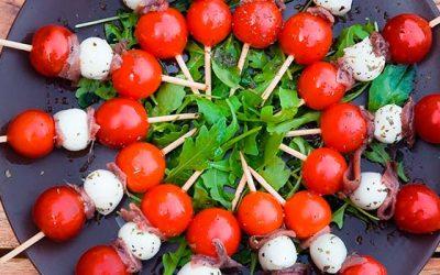 Hasta 5 kilos se pueden subir en fiestas patrias por una alimentación desbalanceada