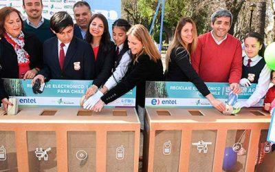 Lanzan campaña de reciclaje electrónico en San Fernando