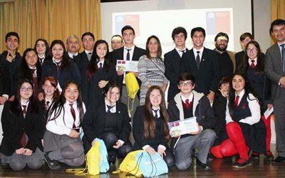Liceo Victor Jara de Peralillo obtiene primer lugar en debate del Senda OHiggins