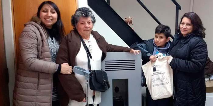 Más de la mitad de los beneficiarios del Programa de recambio de calefactores ya han realizado su copago