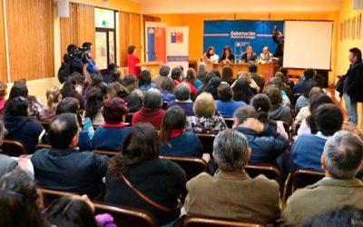 Más de un centenar de personas participan en San Fernando en diálogo ciudadano sobre el nuevo ahorro colectivo