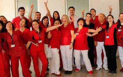 Matronas y Matrones del Hospital Santa Cruz celebraron su día