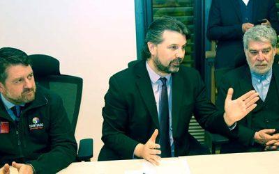 Municipio de San Fernando recibe nuevos recursos para su plan comunal de seguridad pública