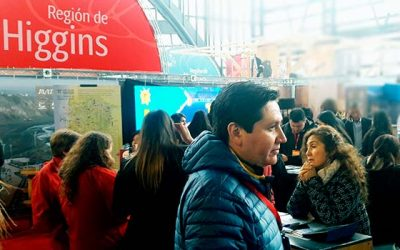 Oferta turística de OHiggins cautiva en Feria VYVA 2017